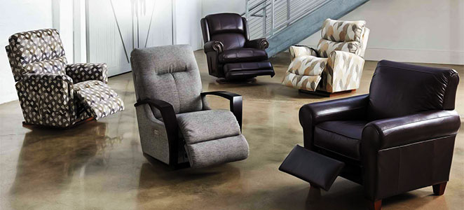 Type of Leather Recliner