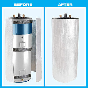 AES Energy Products Water Heater Wrap