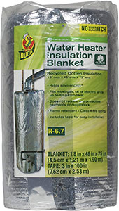 Duck brand 280464 Water Heater Blanket