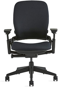 Comfort of Steelcase Leap V2