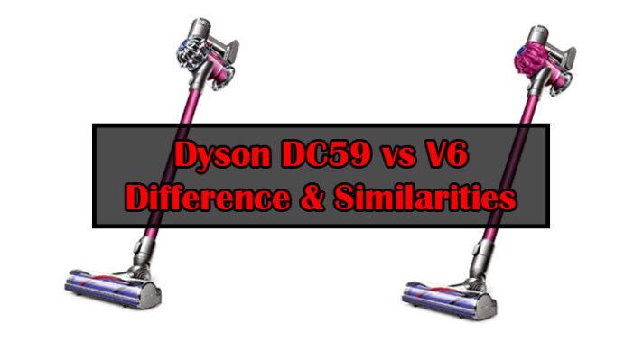 Dyson DC59 vs V6-FI