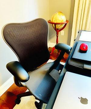 Herman Miller Mirra 2-Comfort